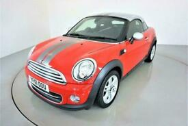 image for 2011 MINI Coupe 1.6 COOPER 2d 120 BHP-HALF LEATHER SEATS-MULTIFUNCTION STEERING