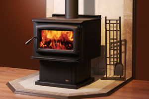 New Pacific Energy Summit Wood stove
