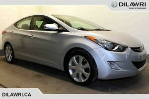 2011 Hyundai Elantra Limited at