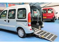 Renault Kangoo 1.5dci Expression Wheelchair Car Mobility Accessible vehicle