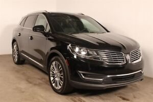 Lincoln MKX ** Modele Reserve**  AWD TECH 2016