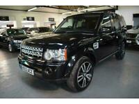 2012 12 LAND ROVER DISCOVERY 4 3.0 4 SDV6 HSE 5D 255 BHP DIESEL