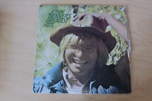John Denver's Greatest Hits vinyl record album