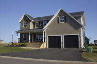 Almost new 2 story Executive home West Royalty - No HST