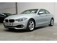 2014 64 BMW 4 SERIES 2.0 420I SE 2D 181 BHP PETROL AUTOMATIC