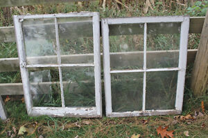 Lot of Old Wooden Frame Windows London Ontario image 2