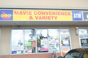 Convenience Store For Sale In Mississauga
