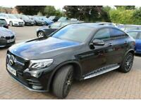 2017 Mercedes-Benz GLC CLASS 2.1 GLC250d AMG Line (Premium Plus) G-Tronic 4MATIC
