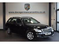 2011 61 MERCEDES-BENZ C CLASS 2.1 C220 CDI BLUEEFFICIENCY SE EDITION 125 5DR AUT