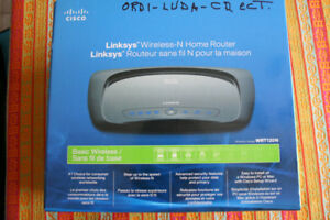 Linksys routeur sans fil no WRT120N