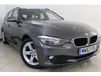 2014 63 BMW 3 SERIES 2.0 320D SE TOURING 5DR 181 BHP DIESEL