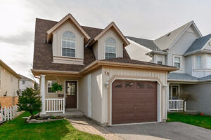Updated 2 Storey Detached Home  3 Bedrooms in South End!