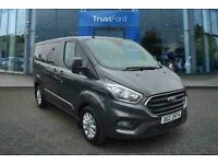 2019 Ford Transit Custom 300 Limited L1 SWB Double Cab In Van FWD 2.0 EcoBlue 13