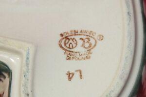 Boleslawiec Polish heart shaped pottery bowl Kingston Kingston Area image 2