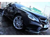 2015 64 MERCEDES-BENZ E-CLASS 3.0 E350 BLUETEC AMG LINE 2D AUTO 255 BHP DIESEL