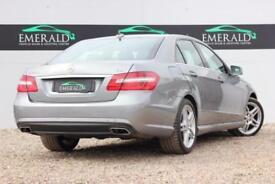 2011 61 MERCEDES-BENZ E CLASS 3.0 E350 CDI BLUEEFFICIENCY SPORT 4D AUTO 265 BHP