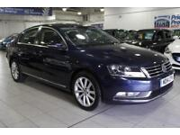 2014 14 VOLKSWAGEN PASSAT 1.6 EXECUTIVE TDI BLUEMOTION TECHNOLOGY 4D 104 BHP DIE
