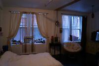 location tempporaire chambre à louer dans grand loft