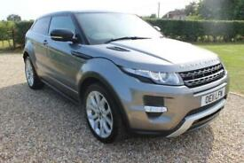 Land Rover Range Rover Evoque 2.2 SD4 Dynamic 4X4 3dr DIESEL AUTOMATIC 2011/11