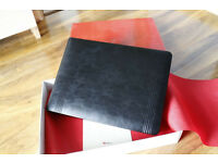 italian leather wedding album Contemporary A4 - mario acerboni