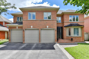 Beautiful Richmond Hill Home For Lease - 4bd/5bth, Furnished