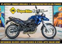 2011 11 BMW F650 800CC 0% DEPOSIT FINANCE AVAILABLE