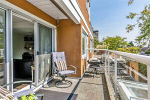 2 Bedroom Condo in White Rock For Rent.