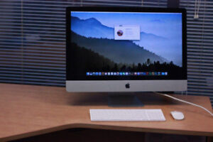 "iMac 27"" Late 2009 / 2.66GHZ Core 2 Duo / 4GB RAM / 1TB Hard dri"