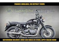 2015 15 TRIUMPH BONNEVILLE T 100 - NATIONWIDE DELIVERY AVAILABLE