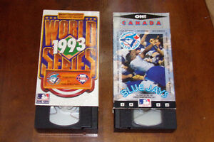 2 Blue Jays VHS $10.00 For Both