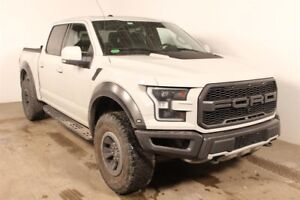 "Ford F-150 4WD SuperCrew 145"" Raptor 2017"