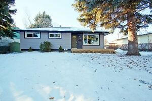 COMPLETELY REMODELED - LEGAL BASEMENT SUITE IN ST. ALBERT!