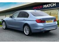 2013 BMW 3 Series 320D LUXURY AUTO Saloon Diesel Automatic
