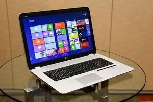 HP ENVY 17, i7, 16GB RAM,1TB HD,17.3''LED, GeForce 840M, Win 10