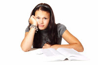 Math/English/French Tutors available to assist you or your Kid