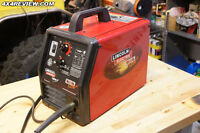 lincoln electric weld pak 100hd / very good condition