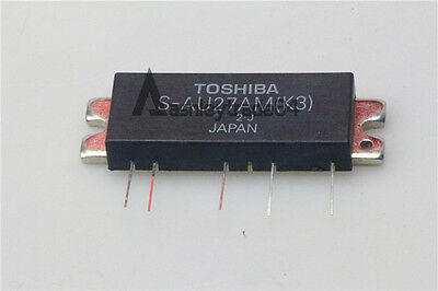 New S Au27am Manu Toshiba Encapsulation Module 25W Fm Rf Power Amplifier Module