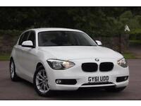 2011 BMW 1 SERIES 120D SE HATCHBACK DIESEL