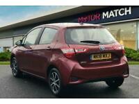 2018 Toyota Yaris ICON TECH HYB VVT-I CVT Auto Hatchback Hybrid Automatic