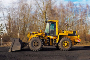 Wheel Loaders for Rent