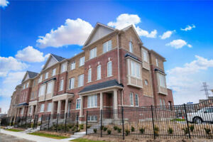 1900 Sqft., 3 Bed End-Unit Townhome