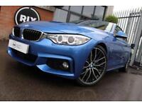 2015 65 BMW 4 SERIES 3.0 430D M SPORT 2D AUTO-M SPORT PLUS PACKAGE-M PERFORMANCE