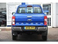 Used Ford Ranger Double cab Limited, 2016, 2198cc, 0 door