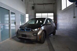 2014 BMW i3 REXT MEGA / KEYLESS / NAVI / BACK UP CAMERA / BLUE
