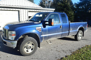 2008 Ford F350 XLT Diesel Truck For Sale