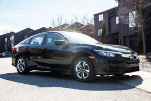 Honda Civic DX 2016 Sedan Reprise de location