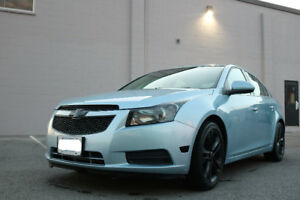 2011 Chevrolet Cruze LT Turbo with 3 Sets of Tires
