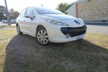 2007 Peugeot 207 Hatchback Beaconsfield Fremantle Area Preview