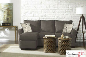 Grey 2PC Sectional