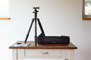 Mefoto RoadTrip Carbon Fibre Travel Tripod